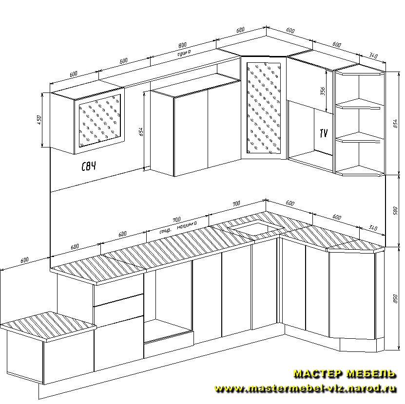 малогабаритные кухни мебель показ картинок